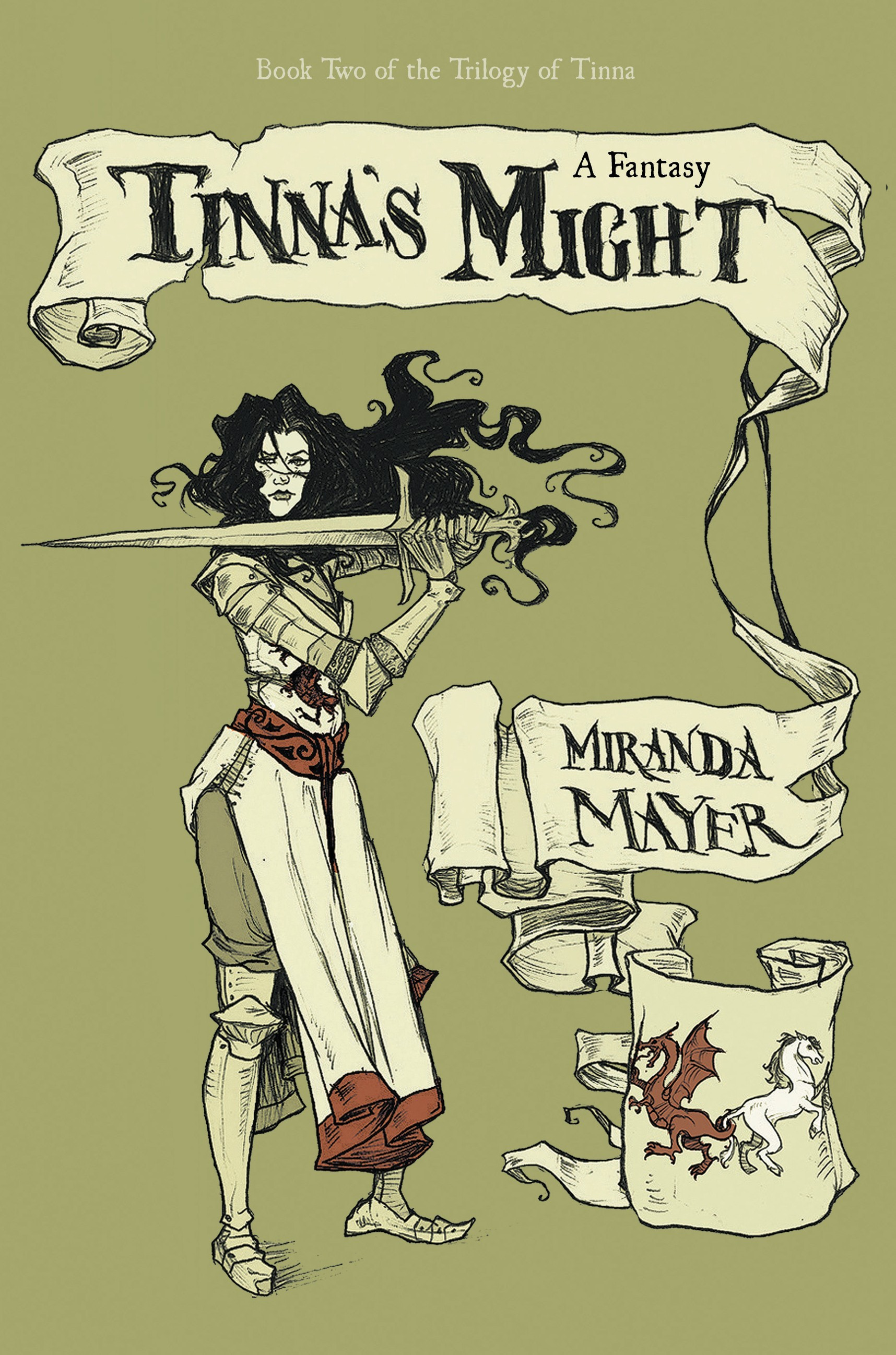 Tinna's Might By: Miranda Mayer