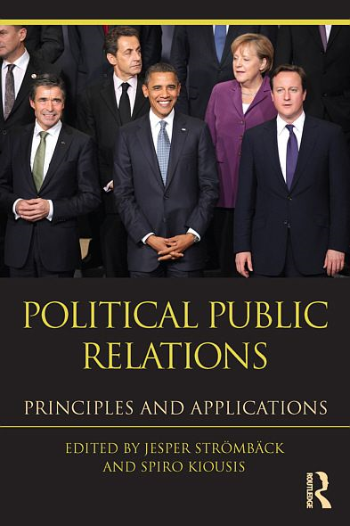 Political Public Relations: Principles and Applications