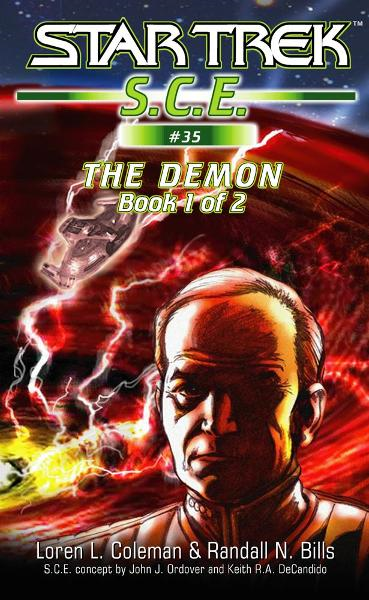 Star Trek: The Demon Book 1 By: Loren Coleman,Randall N. Bills