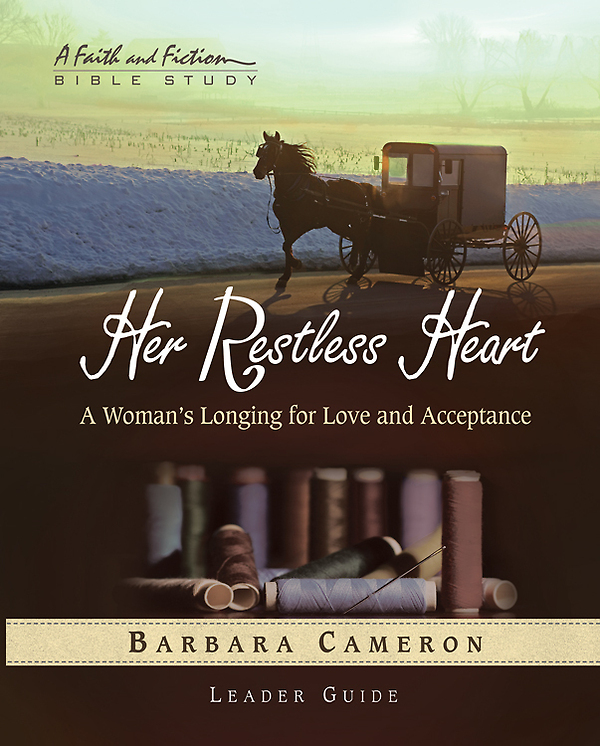 Her Restless Heart Women's Bible Study - Leader Guide