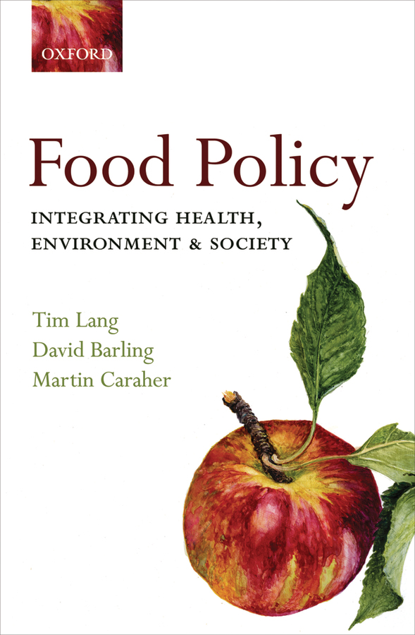 Food Policy: Integrating health,  environment and society