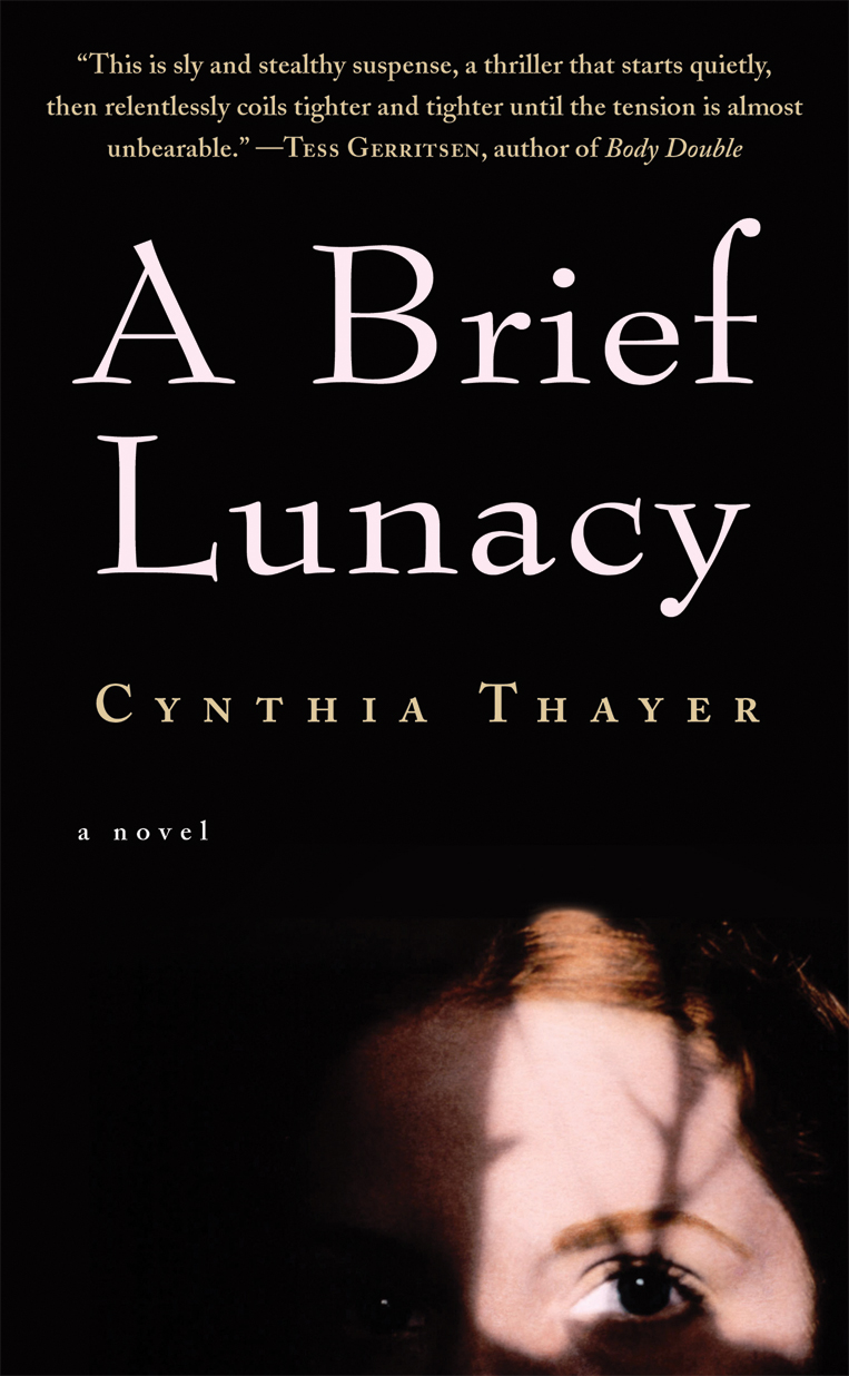 Book Cover: A Brief Lunacy