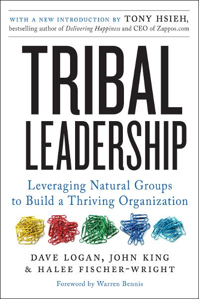 Tribal Leadership: Leveraging Natural Groups to Build a Thriving Organization By: Dave Logan,Halee Fischer-Wright,John King