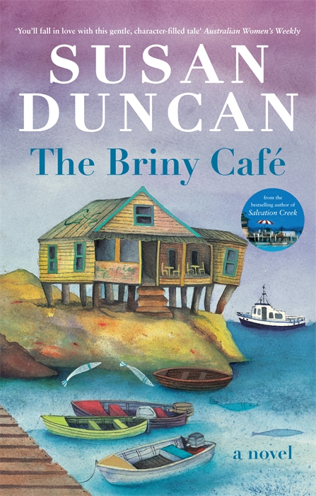 The Briny Cafe By: Susan Duncan