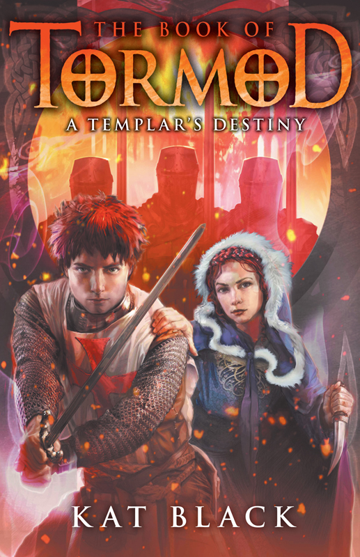 The Book of Tormod #3: A Templar's Destiny