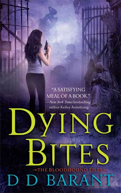 Dying Bites By: DD Barant