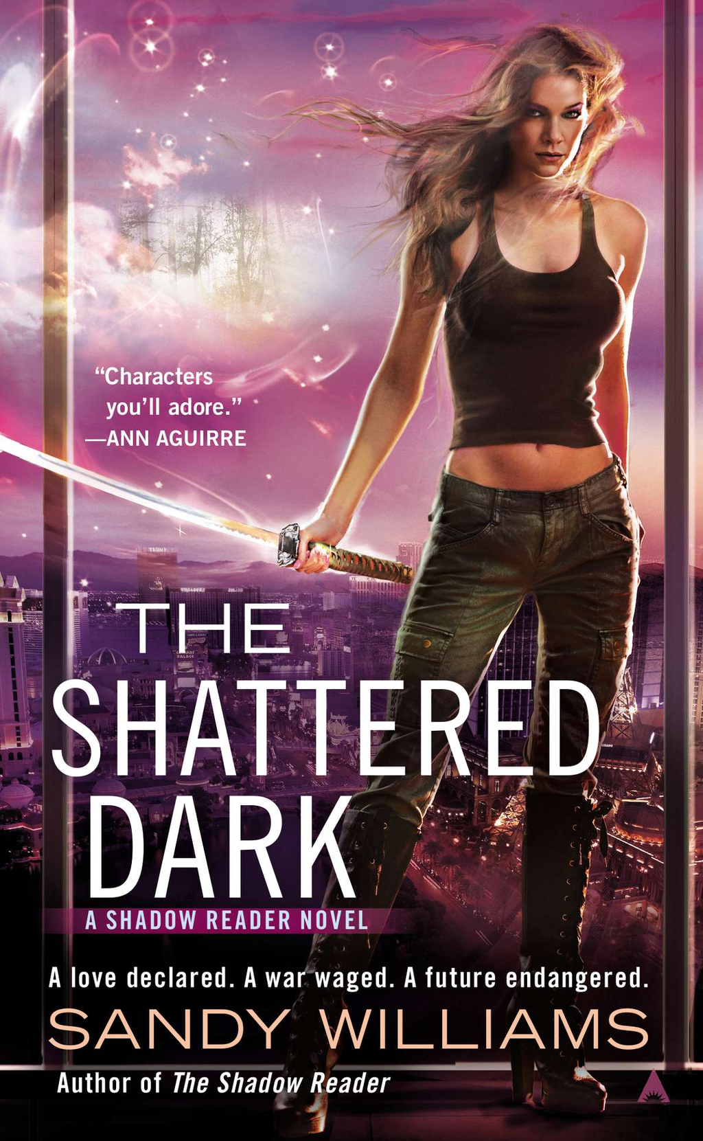 The Shattered Dark By: Sandy Williams