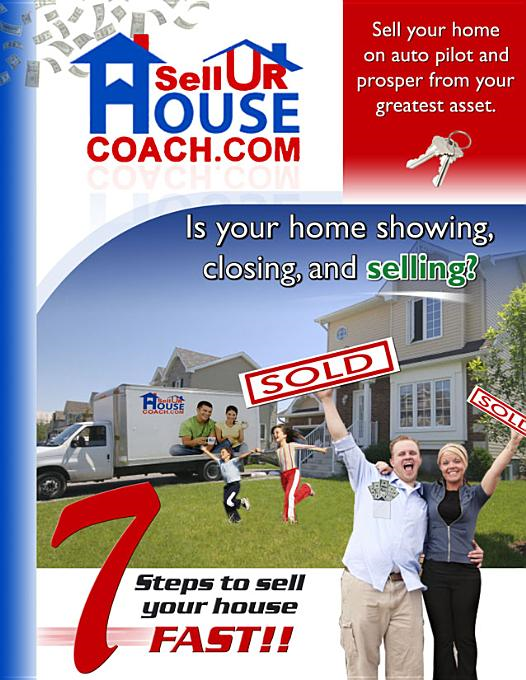 7 Steps to Sell Your House Fast ! !