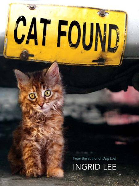 Cat Found By: Ingrid Lee