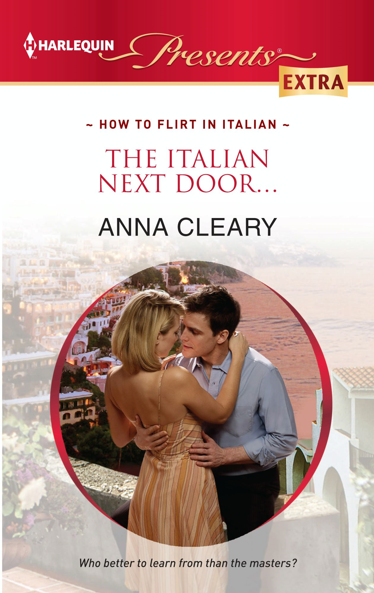 The Italian Next Door... By: Anna Cleary