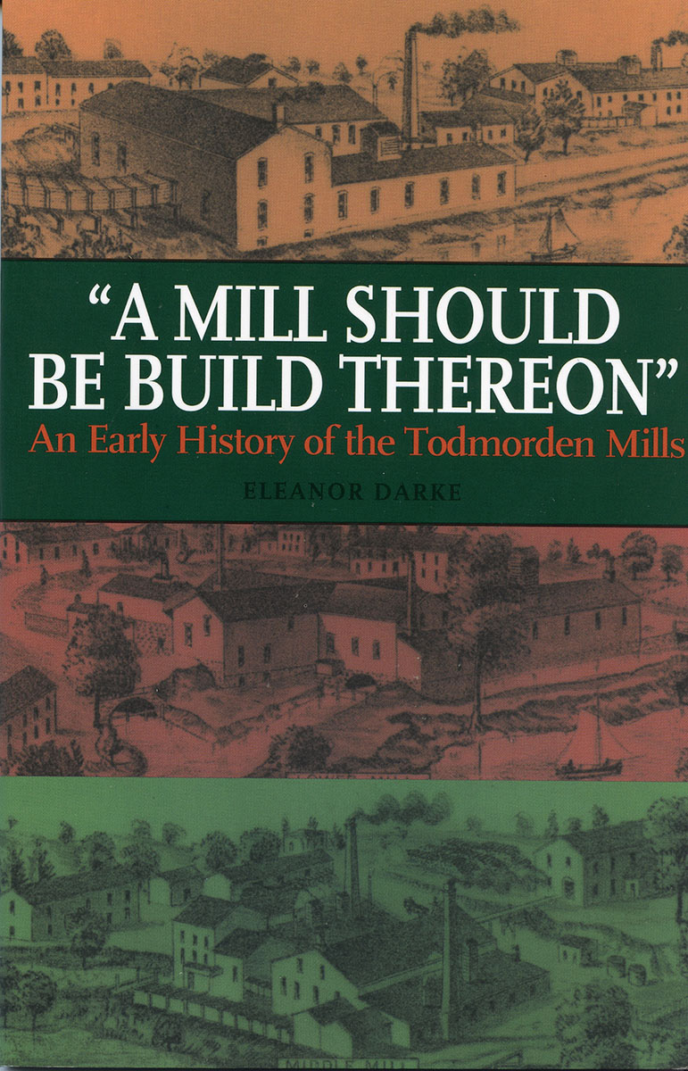 A Mill Should Be Build Thereon