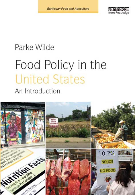Food Policy in the United States An Introduction