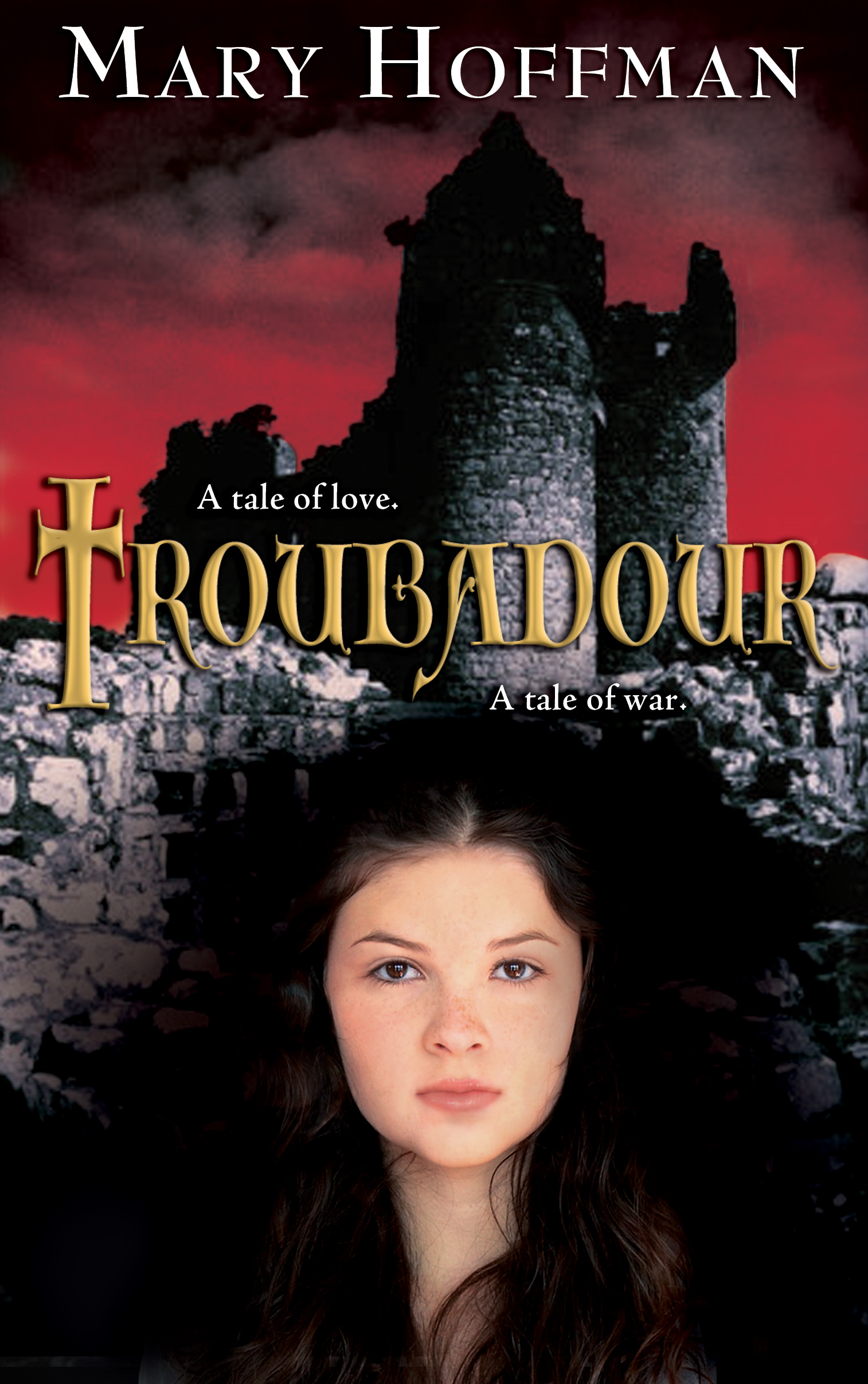 Troubadour By: Mary Hoffman