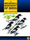 Speciation And Biogeography Of Birds: