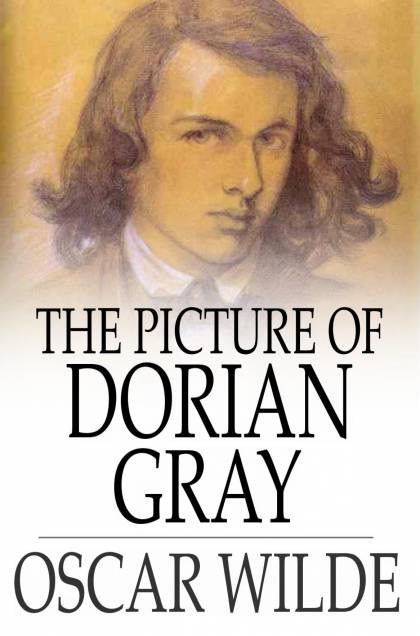 Cover Image: The Picture Of Dorian Gray