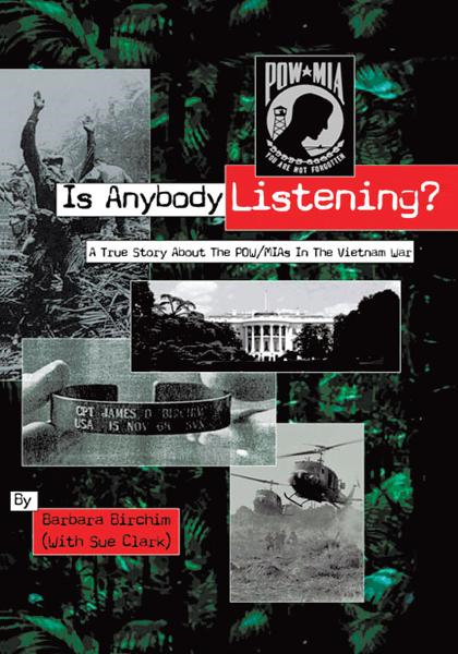 Is Anybody Listening? By: Barbara Birchim (With Sue Clark)