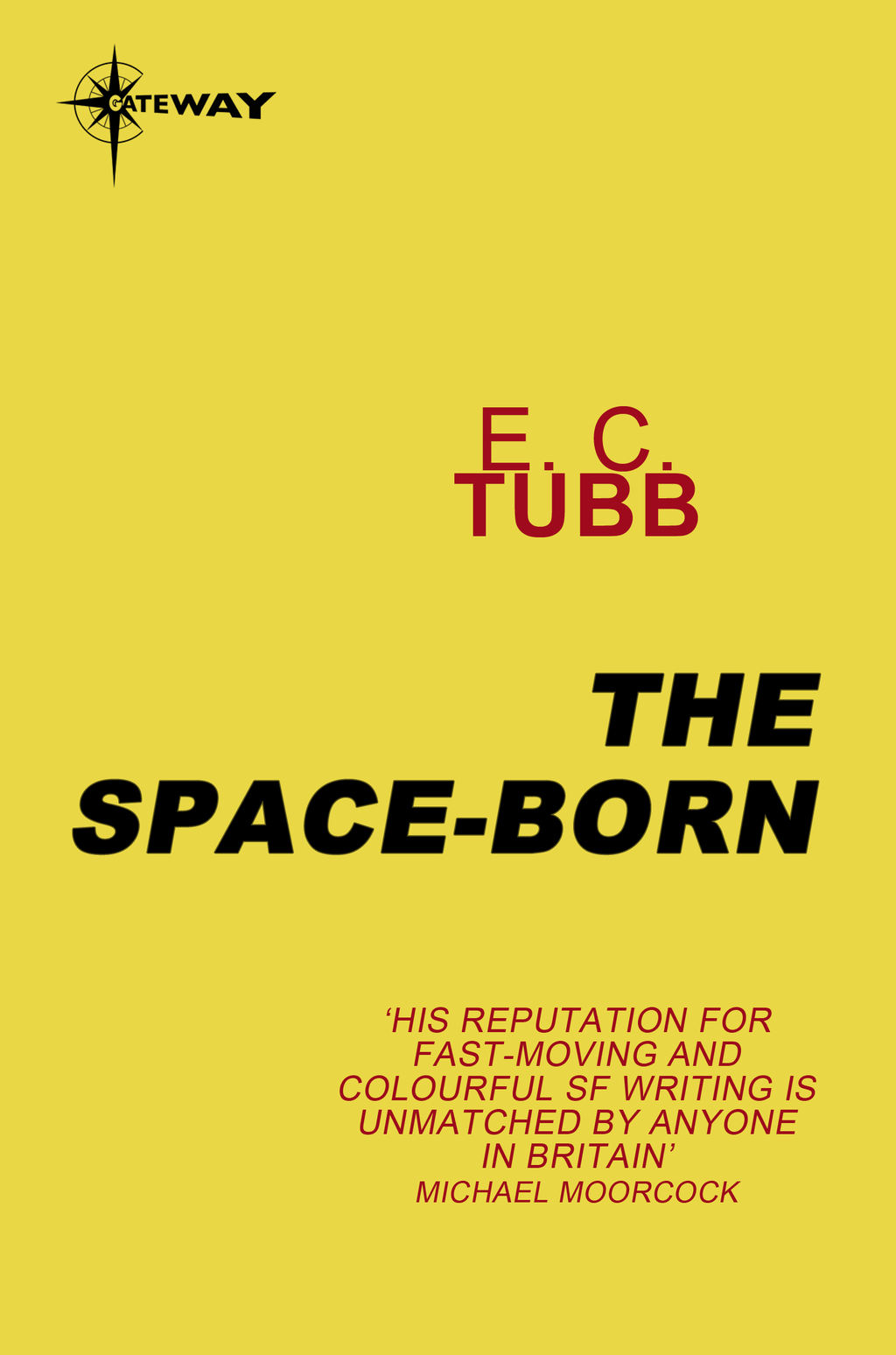 The Space-Born By: E.C. Tubb
