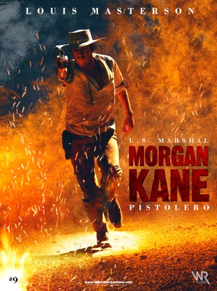 Morgan Kane: Pistolero By: Louis Masterson