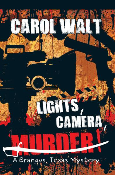 """Lights, Camera, Murder!"""