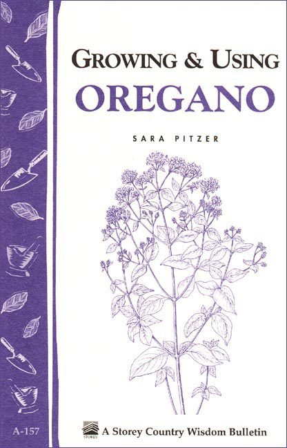 Growing & Using Oregano By: Sara Pitzer