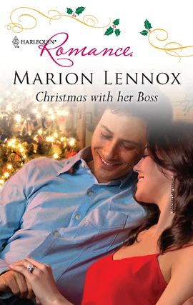 Christmas with her Boss By: Marion Lennox
