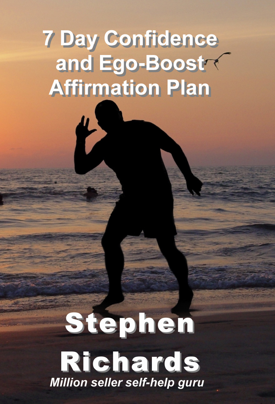 7 Day Confidence and  Ego-Boost Affirmation Plan