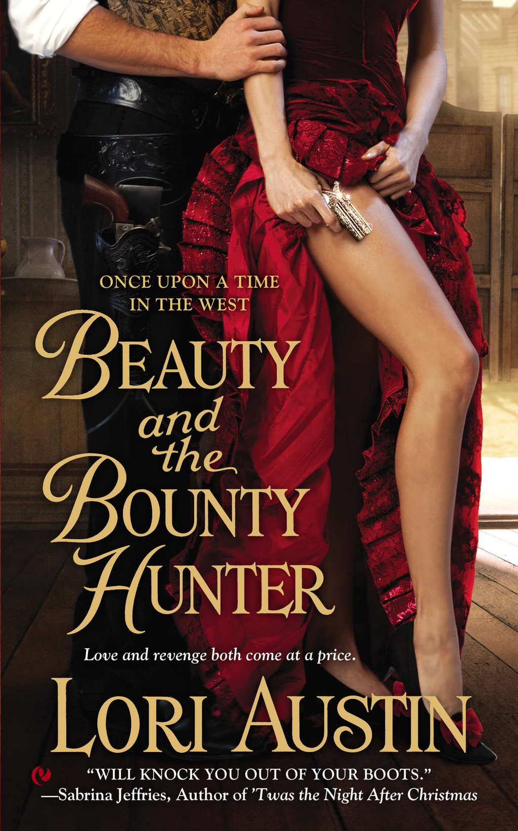 Beauty and the Bounty Hunter By: Lori Austin