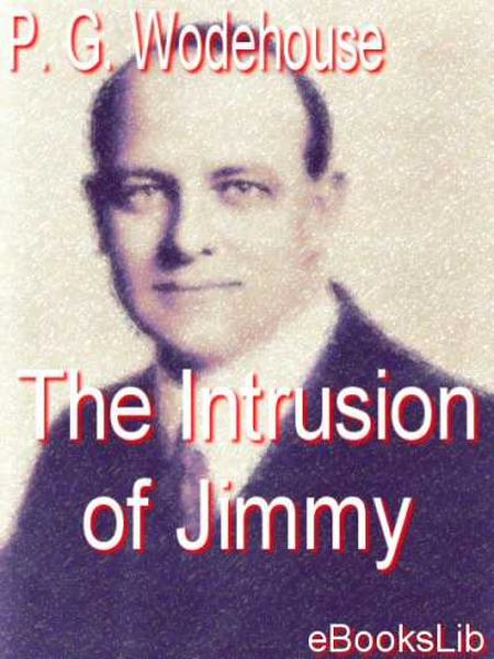 Cover Image: The Intrusion of Jimmy
