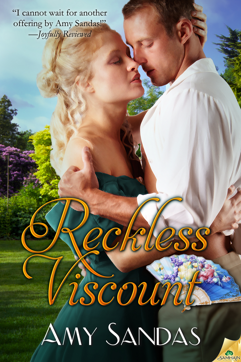 Reckless Viscount By: Amy Sandas