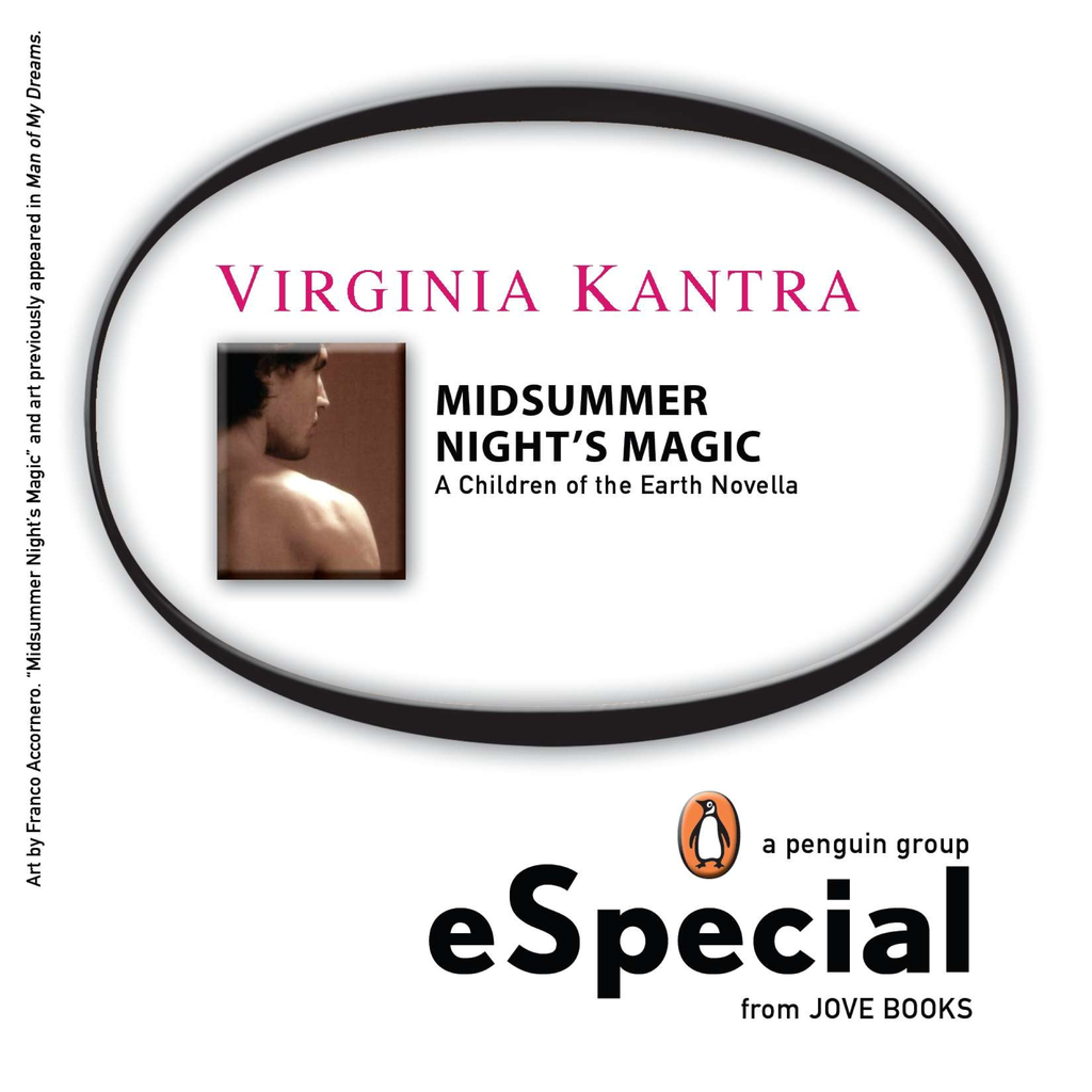 Midsummer Night's Magic By: Virginia Kantra