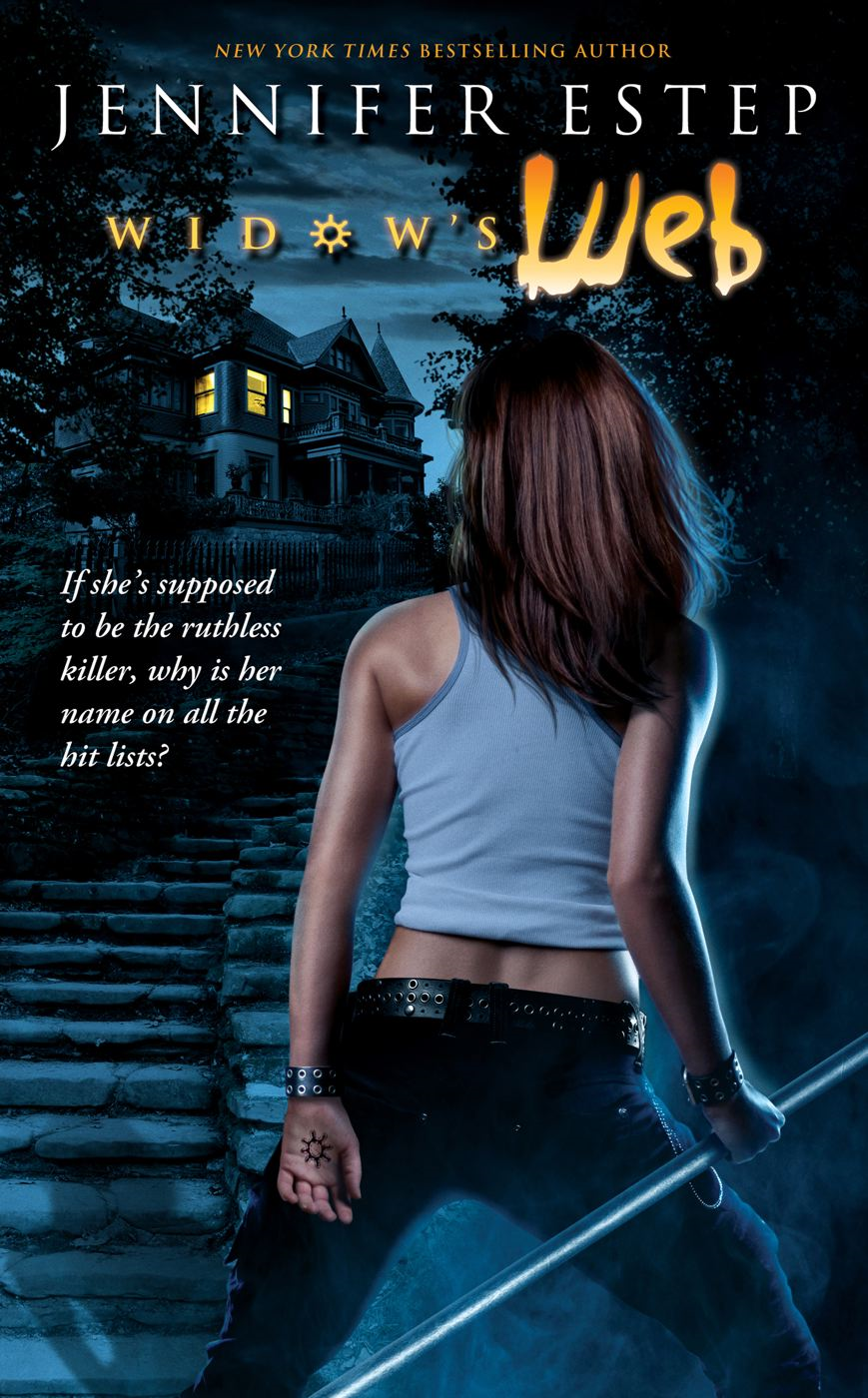 Widow's Web By: Jennifer Estep