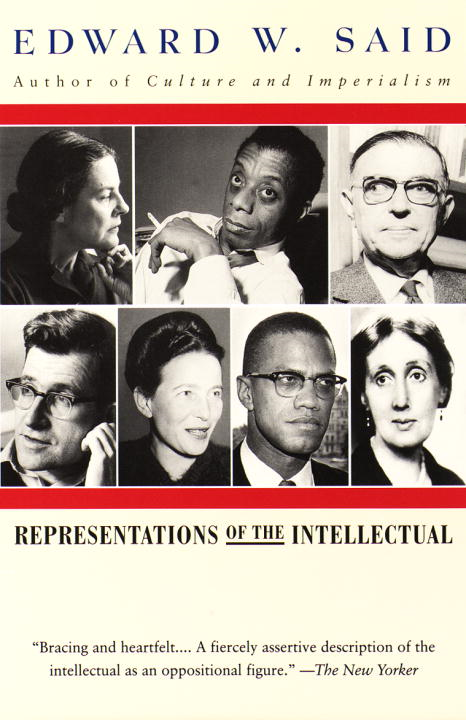 Representations of the Intellectual By: Edward W. Said