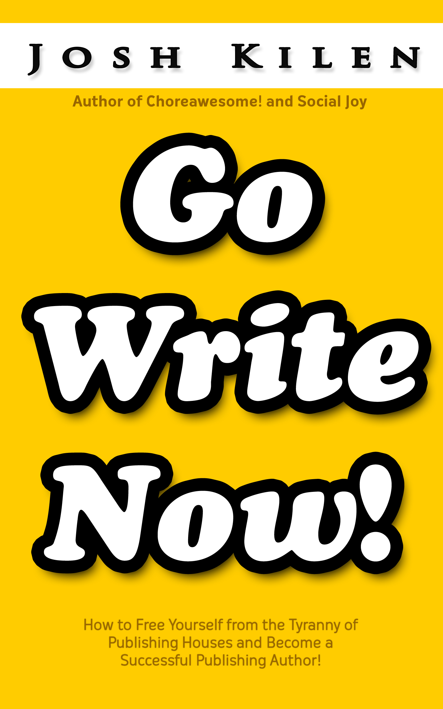 Go Write Now