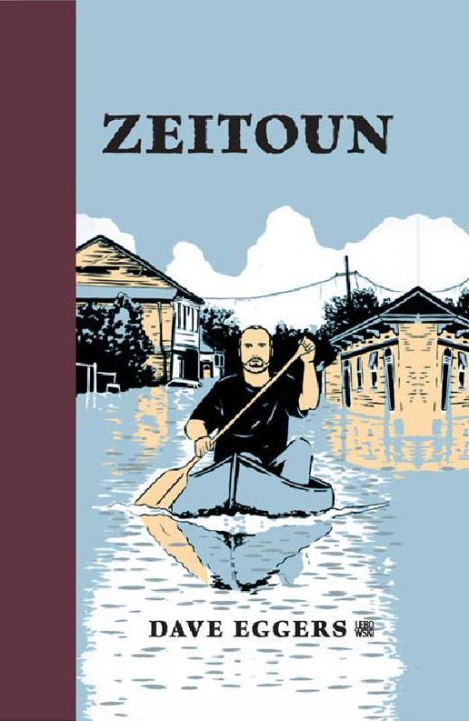 an analysis of how eggers portrays his character zeitoun Discussion questions by choosing to portray the response to of family have on your perception of zeitoun's character, his ethics, his.