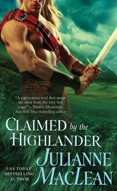 Claimed by the Highlander By: Julianne MacLean