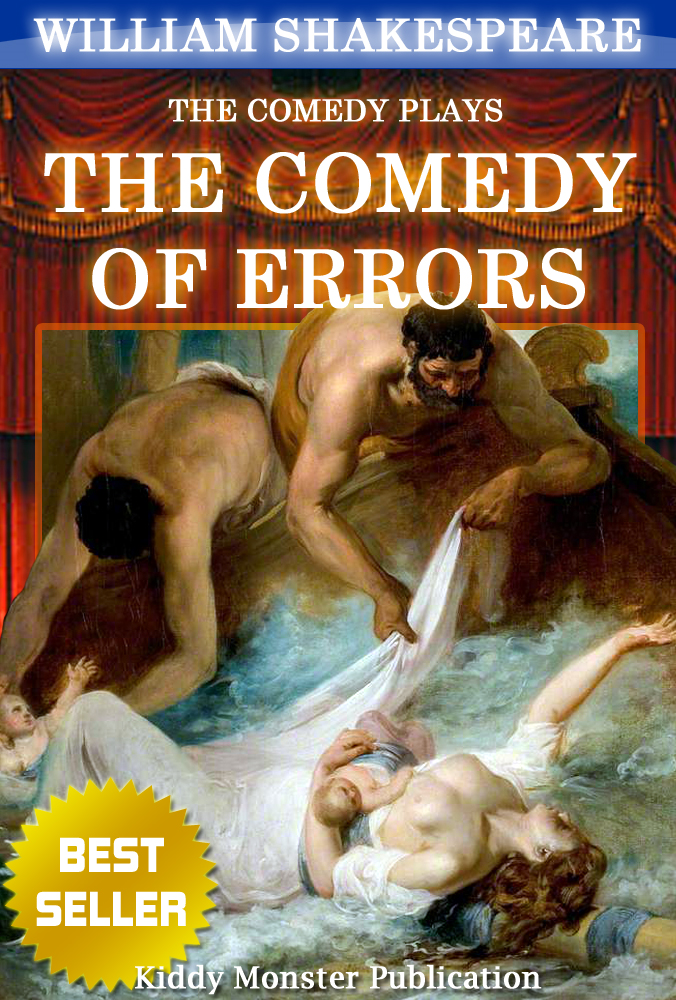 William Shakespeare - The Comedy of Errors By William Shakespeare