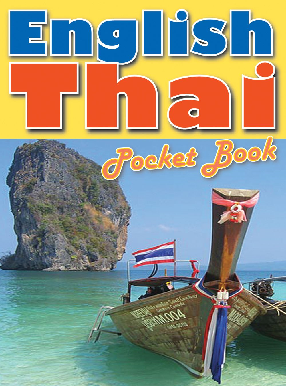 English-Thai - Pocket Book