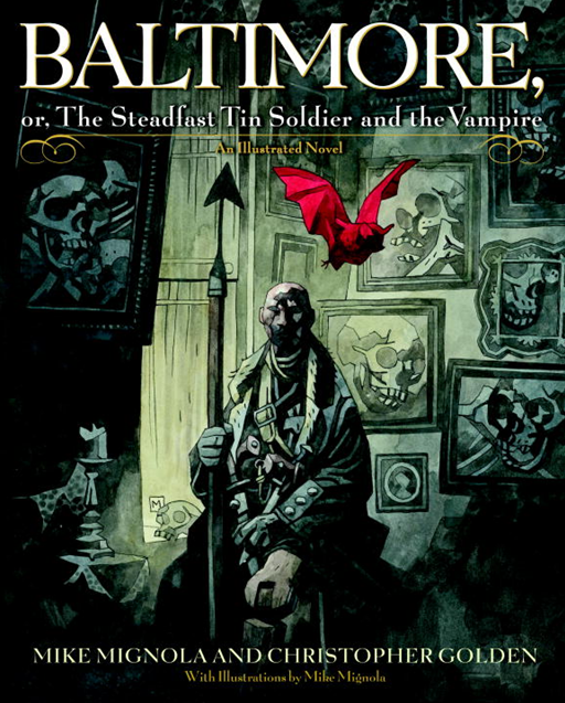 Baltimore, By: Christopher Golden,Mike Mignola
