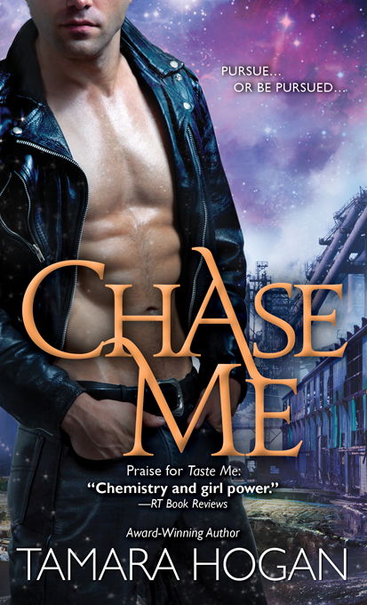Chase Me By: Tamara Hogan