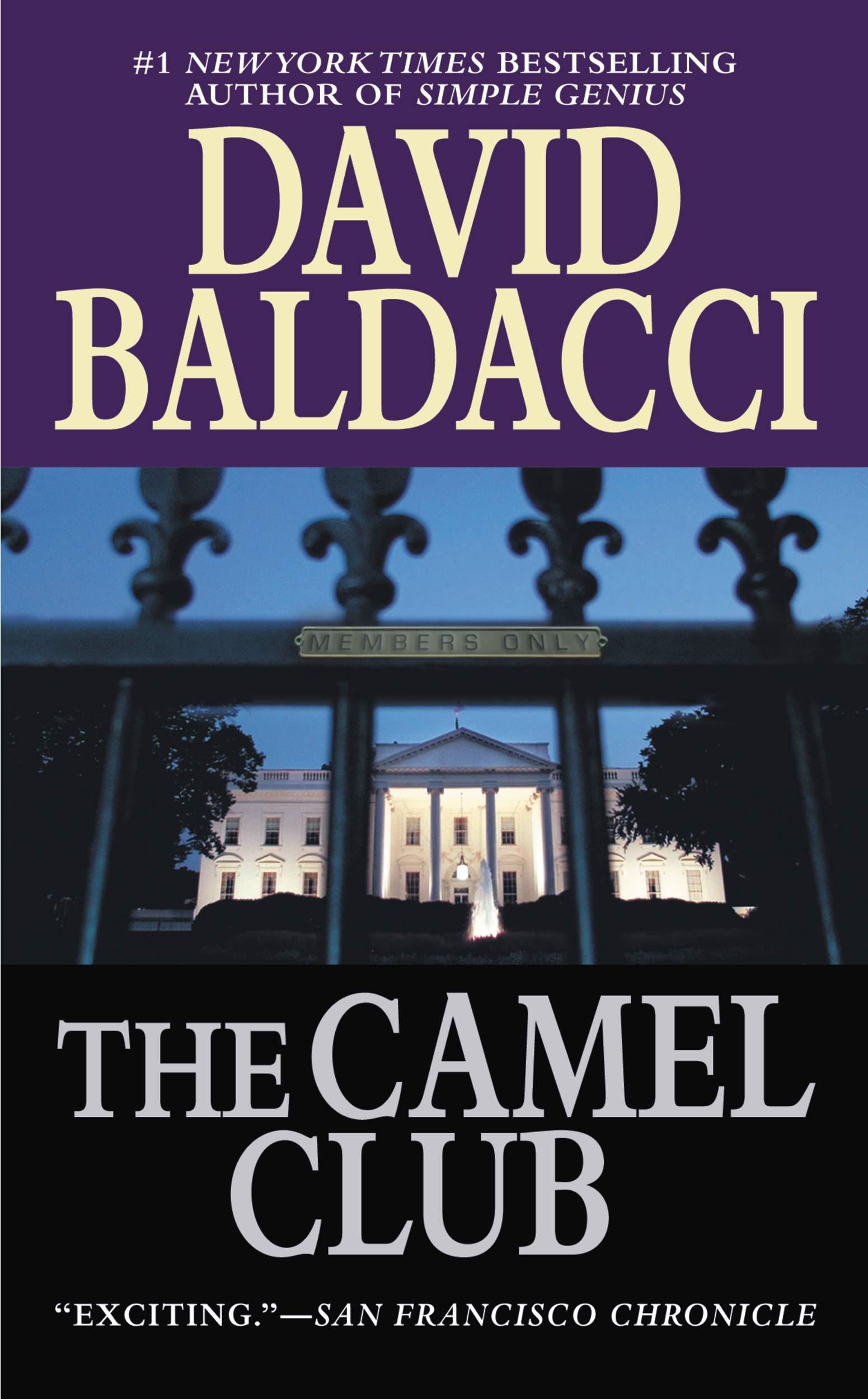 The Camel Club By: David Baldacci