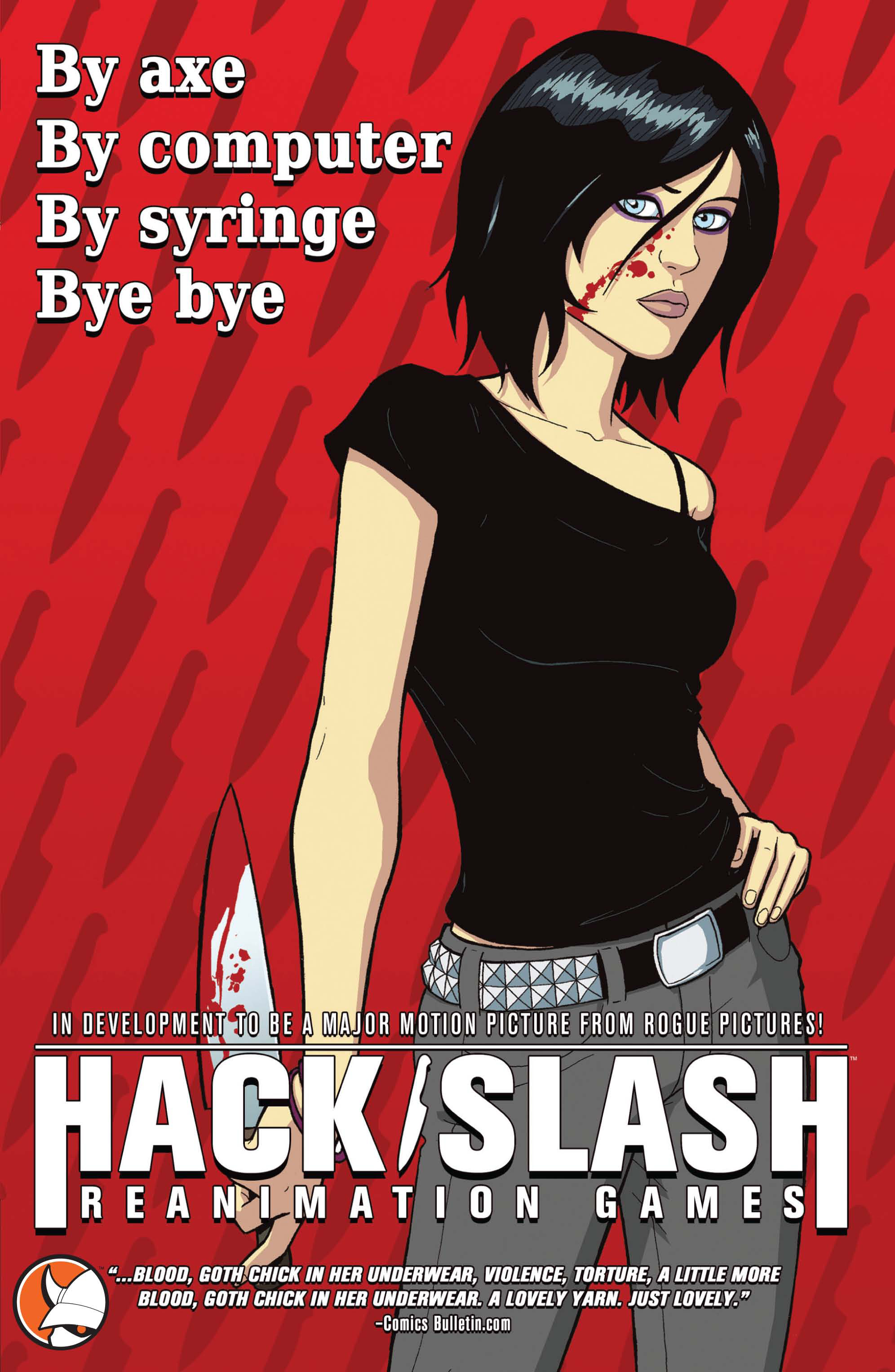 Hack/Slash Vol 5: Reanimation Games