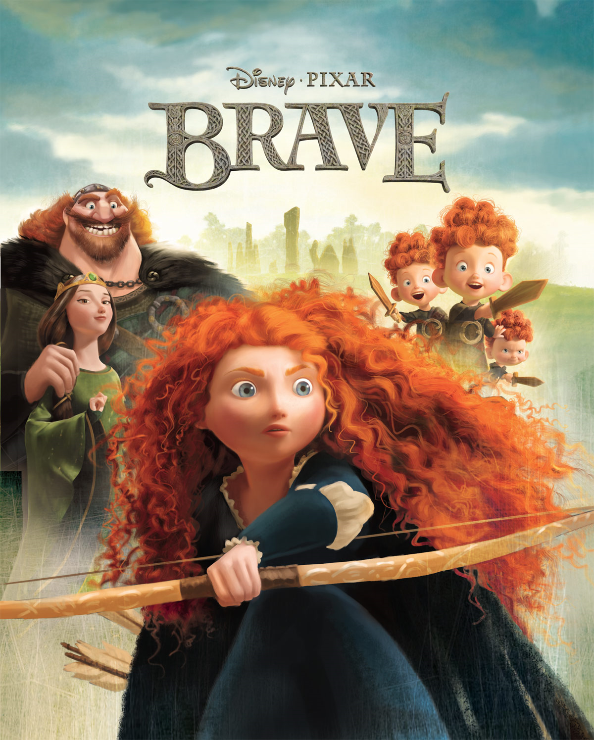 Brave Movie Storybook By: Disney Book Group
