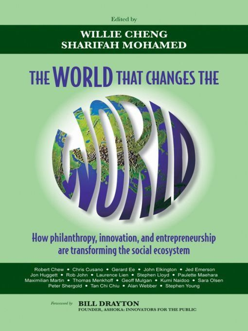 The World that Changes the World By: