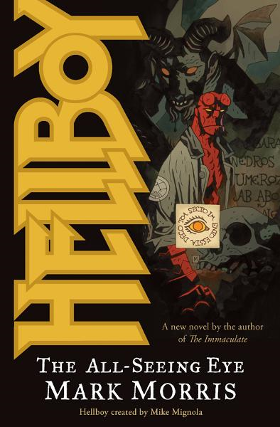 Hellboy: The All-Seeing Eye (Novel)