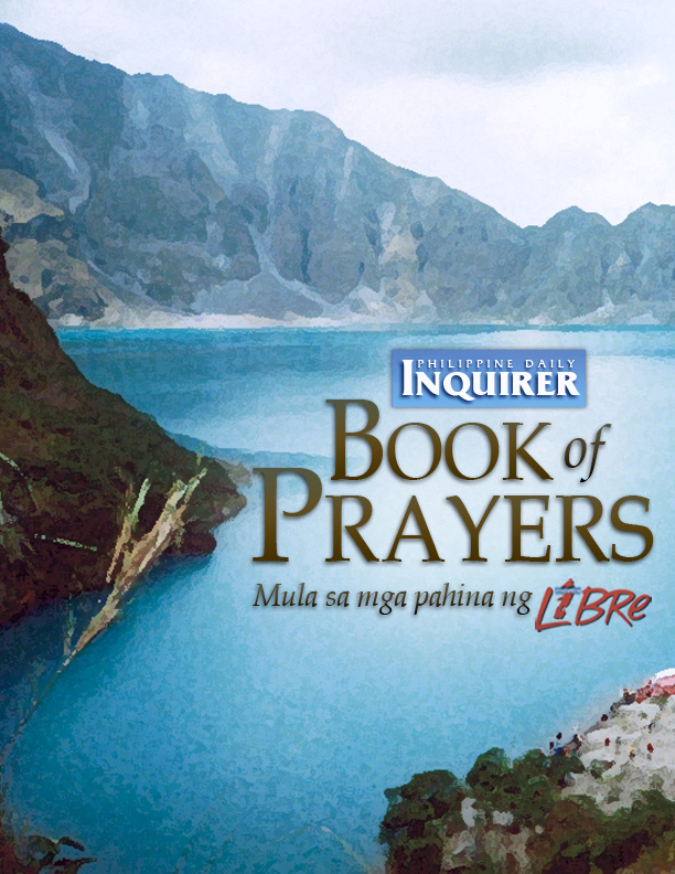 Inquirer Book of Prayers, mula sa mga pahina ng Inquirer Libre