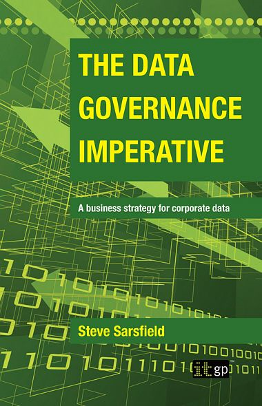 9781849280136  The Data Governance Imperative