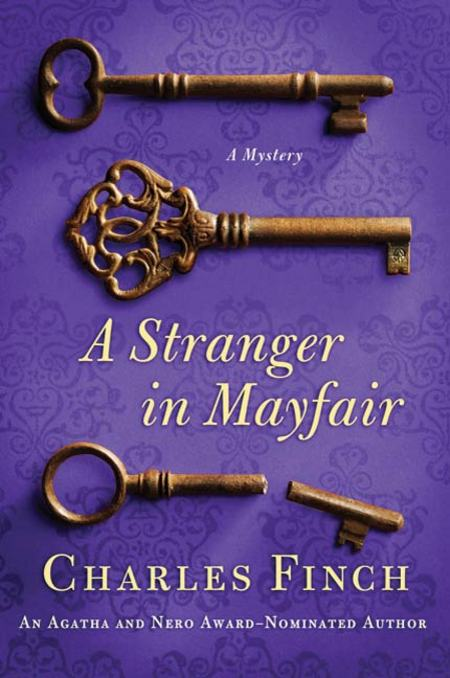 A Stranger in Mayfair By: Charles Finch