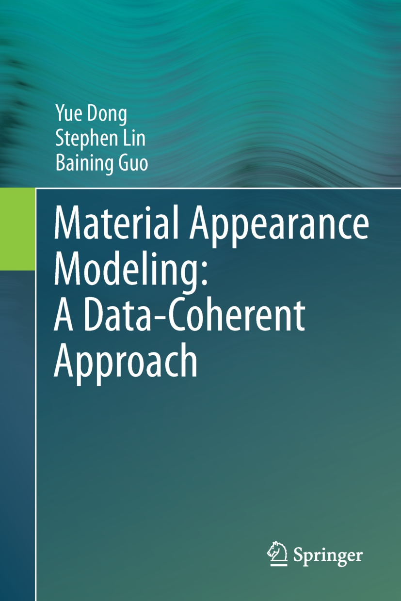 Material Appearance Modeling: A Data-Coherent Approach