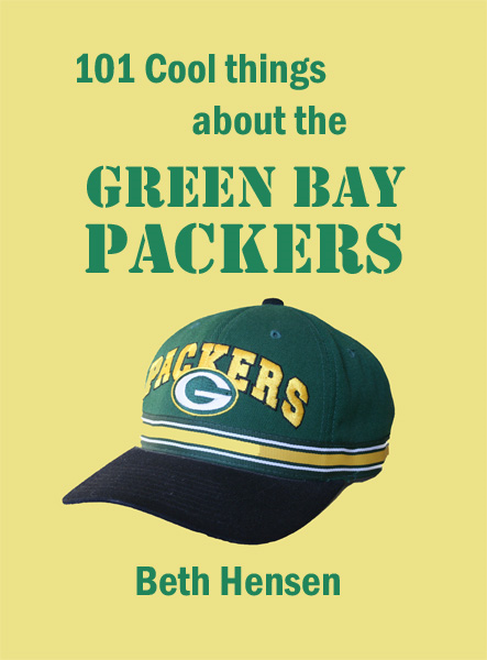 101 Cool Things about the Green Bay Packers