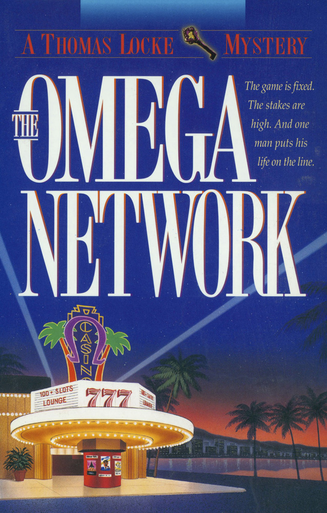 Omega Network, The (Thomas Locke Mystery Book #2)